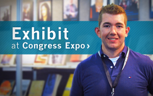 Exhibit at Congress Expo